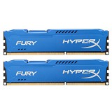 KINGSTON Memory PC 2x 8GB DDR3 PC-15000 [HyperX Fury HX318C10FK2/16] - Memory Desktop Ddr3